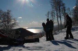 Der Skiort Platak