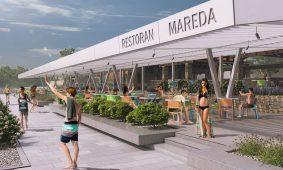 Aminess Park Mareda new restaurant 2018