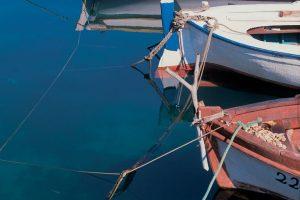 Boats detail dubrovnik