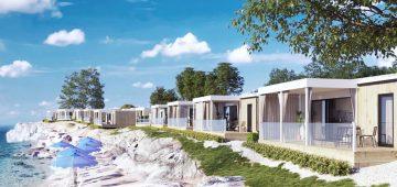 Amber Sea Luxury Village - Campingplatz Aminess Park Mareda