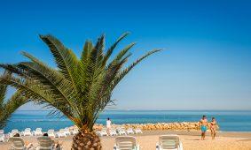 Kamp Aminess Park Mareda, novi pogled na plazu | AdriaCamps