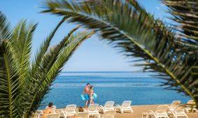 Kamp Aminess Park Mareda, pogled na plazu | AdriaCamps