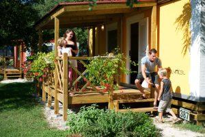 Mediterranean Premium Village - Mobilne kućice