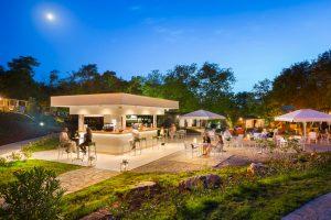 Camping Park Mareda Relax Stacaravans bar | AdriaCamp| AdriaCamps