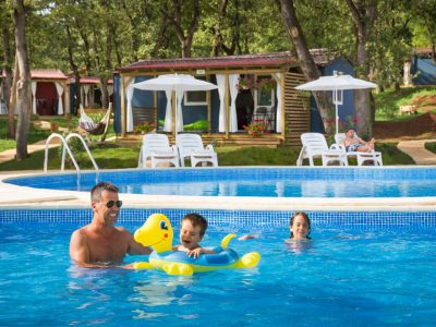 Camping Park Mareda Relax Village pool