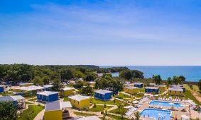 Kamp Aminess Park Mareda, Mirami Village pogled na more | AdriaCamps