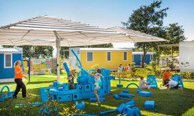 Kamp Aminess Park Mareda, Mirami Village igraonica | AdriaCamps