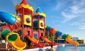 Kamp Aminess Park Mareda, Mirami bazen i zabava | AdriaCamps