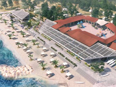 Campsite Aminess Park Mareda new beach and other news for 2018 | AdriaCamps