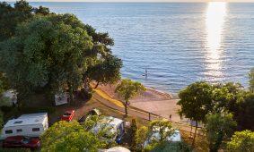 Kamp Aminess Park Mareda, nalazi se u blizini mora | AdriaCamps
