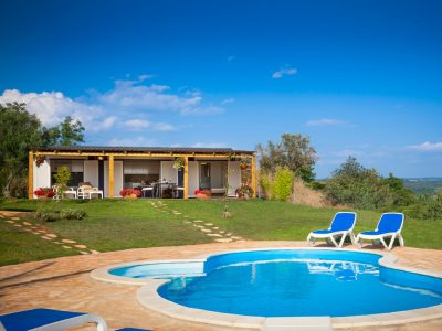 Campeggio Sirena casa mobile Bella Vista