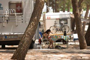 Comfort - Campingplatz Aminess Sirena