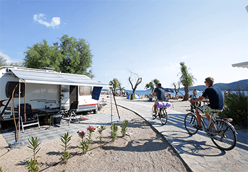 Campings in Dalmatië Sibenik
