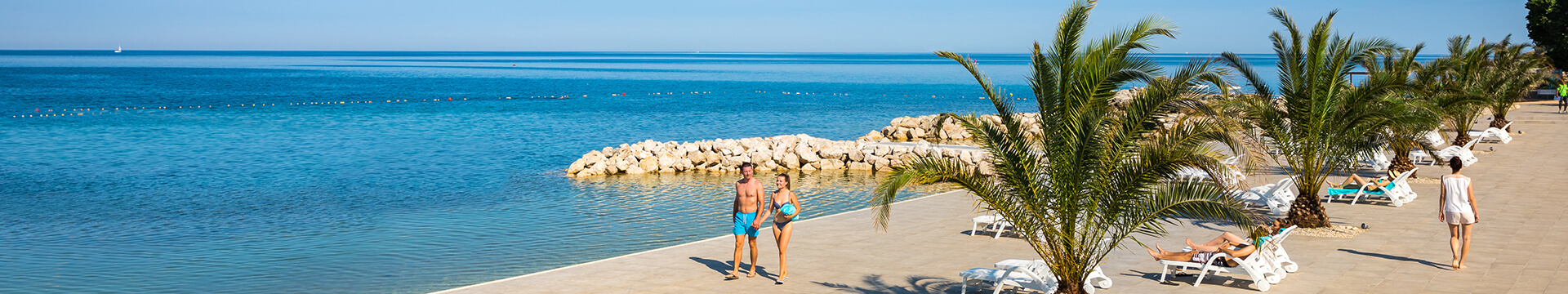 Campsites in Istria | AdriaCamps
