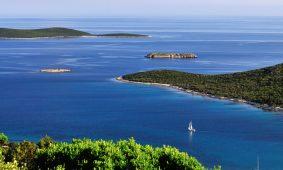 Dalmacija Zadarski otoci