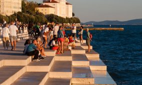 Dalmacija Zadarske morske orgulje