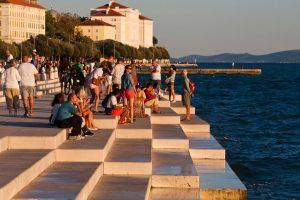 Dalmacija Zadar Sea Organ