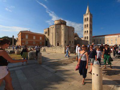 Dalmacija Zadar Sv Donat
