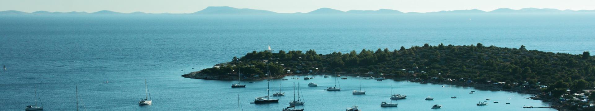Kampovi u Dalmaciji – Šibenik