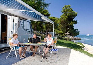 Campings in Istrië  | AdriaCamps