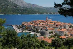Korcula Dubrovnik region