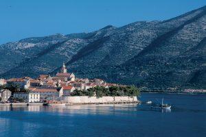 Korcula Dubrovnik region III