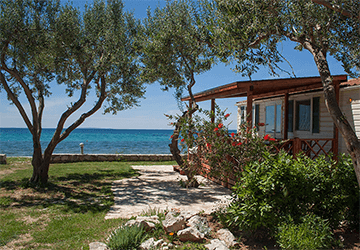 Mobile homes in Dalmatia - Zadar