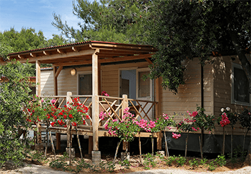 Mobile homes in Dalmatia - Šibenik