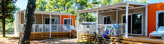 10+ best mobile homes in the Zadar region