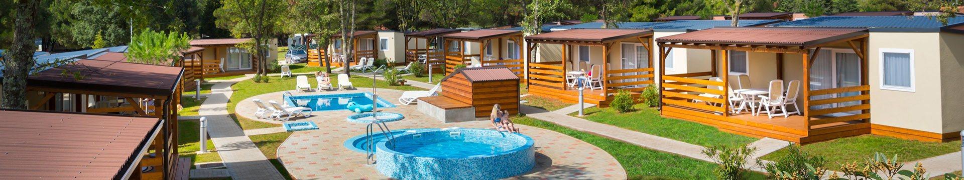 Case mobili a Orsera | AdriaCamps