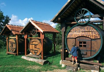 Campsites in continental Croatia | Adria Camps