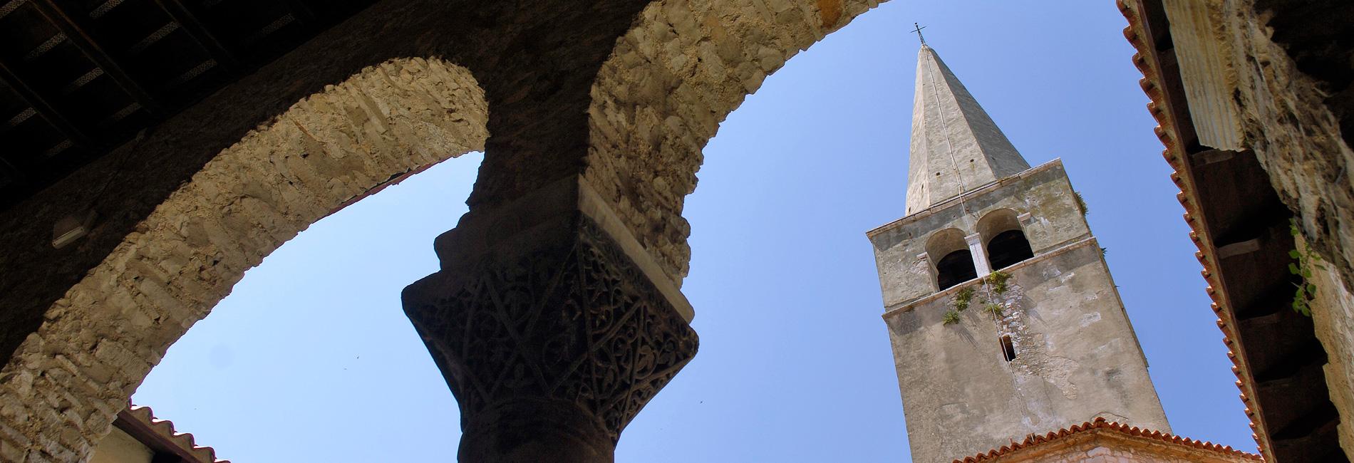 Euphrasian Basilica - Porec | AdriaCamps