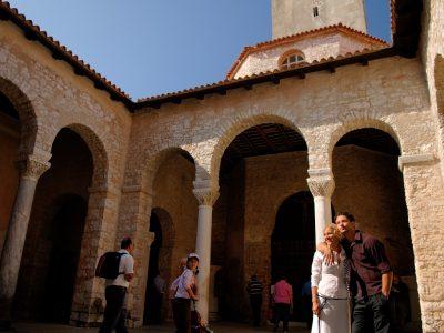 Porec basilica