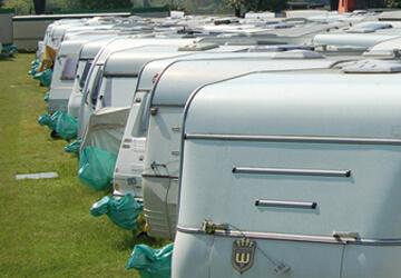 Caravan depots | AdriaCamps