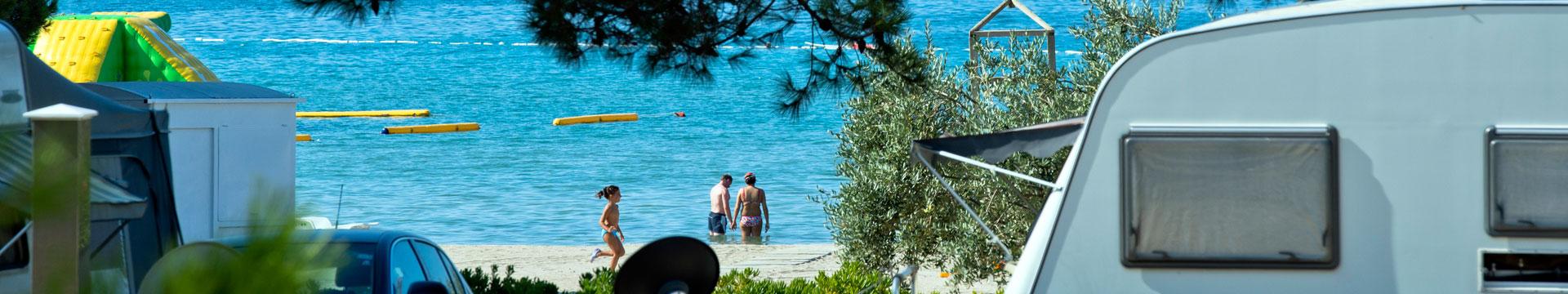 Campeggio in Dalmazia, Zadar | Adria Camps