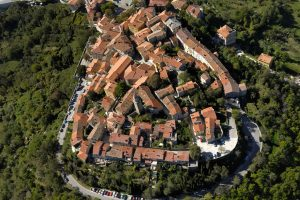 Labin air view II