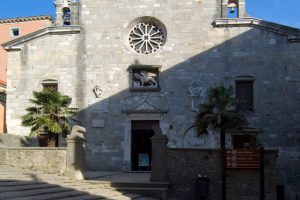Labin church