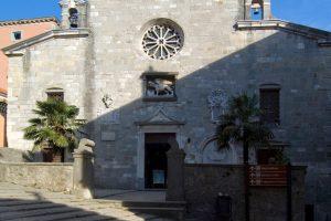 Labin church