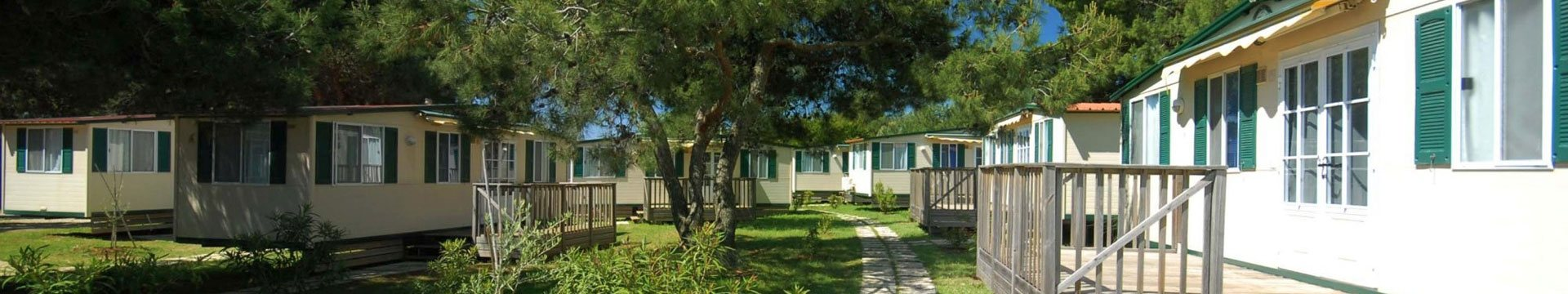 Mobile homes in Pula | AdriaCamps
