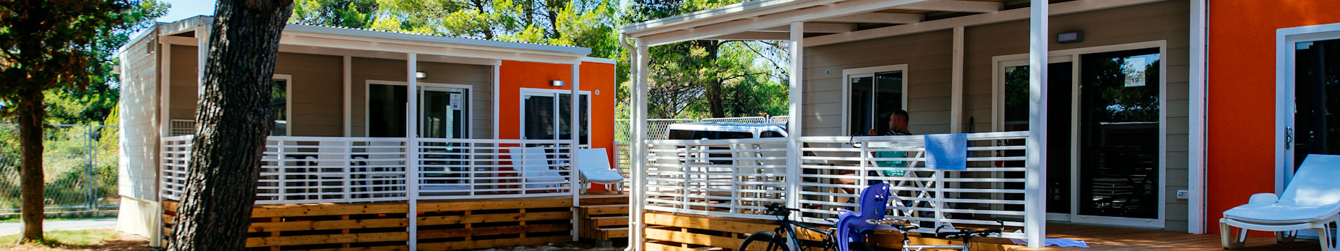 Mobile homes in Zadar | AdriaCamps
