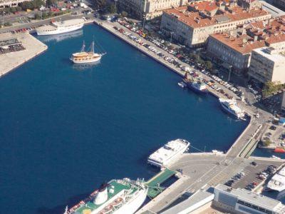 Rijeka air view IV
