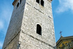 Rijeka church tower