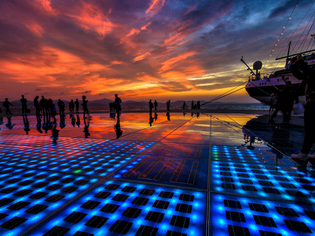 Zadar adriacamps for Coolest images in the world