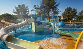 Kamp Vestar novi Spray park | AdriaCamps