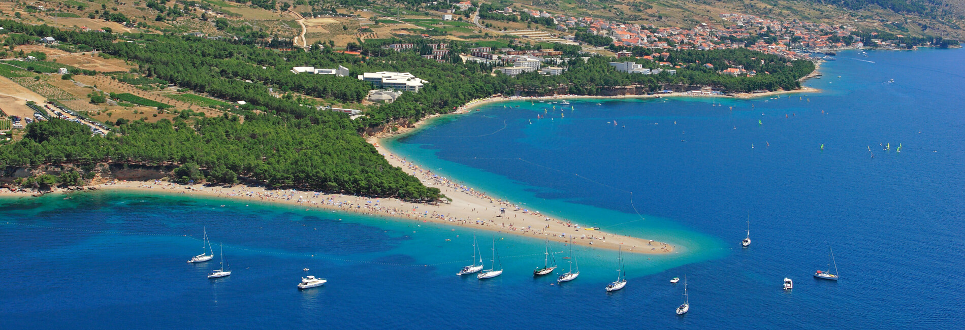 Dalmatia, Split | Adria Camps