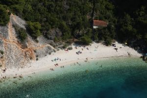 Island Korcula Beaches