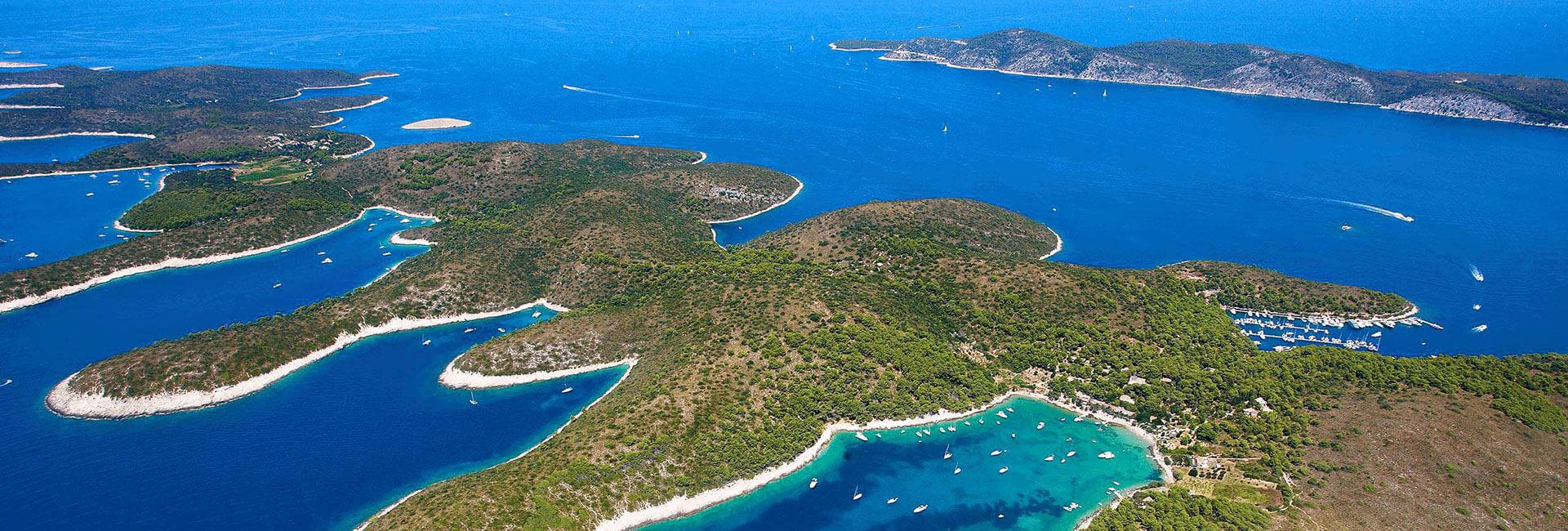 Isola di Murter | AdriaCamps