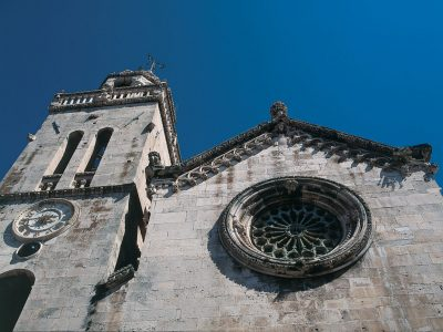 Korcula church