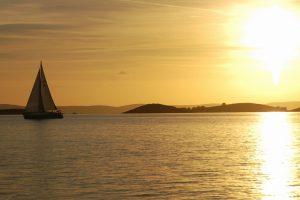 Murter sailing