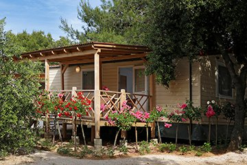 Case mobili in Sebenico